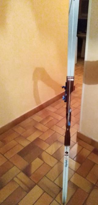 Reglage arc classique : alignement de la flèche Photo_13