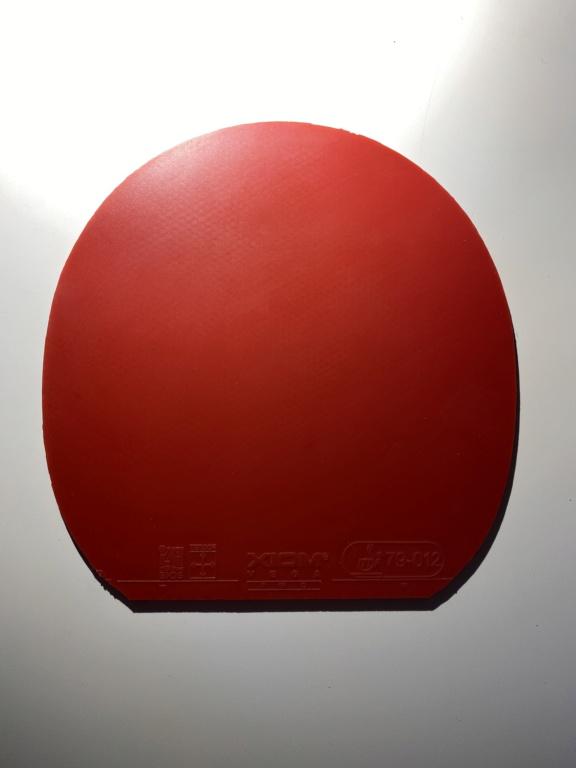 Vends Xiom Vega pro 2,0mm rouge F9a12510