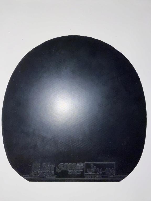 Vends Nittaku Hurricane 3 pro turbo orange 1,6mm Noir  Image12