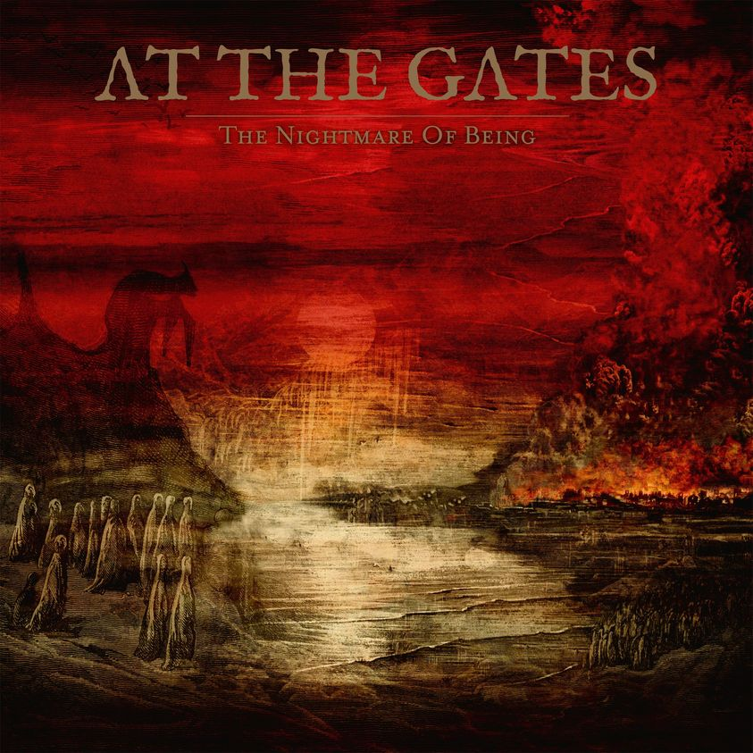 At The Gates - To Drink From The Night Itself (May 18th) 16764910