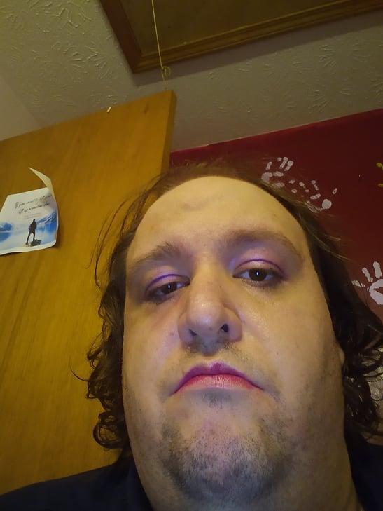 first week wearing makeup 24322410