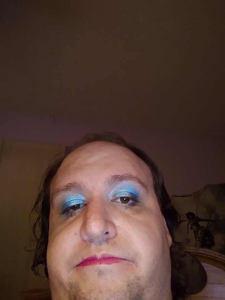 first week wearing makeup 24429310