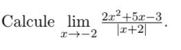 Questão de Limites 211