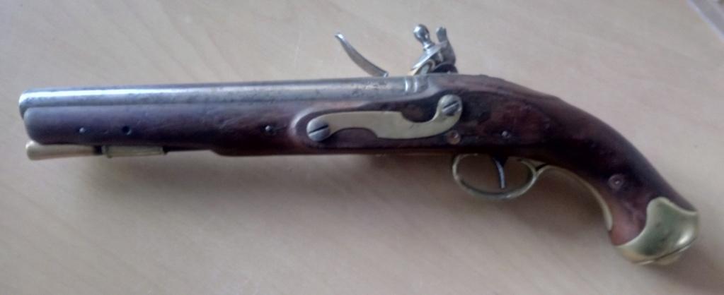 M1799 Light dragoons pistol 1799-310