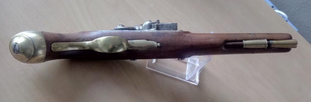 M1799 Light dragoons pistol 1799-510