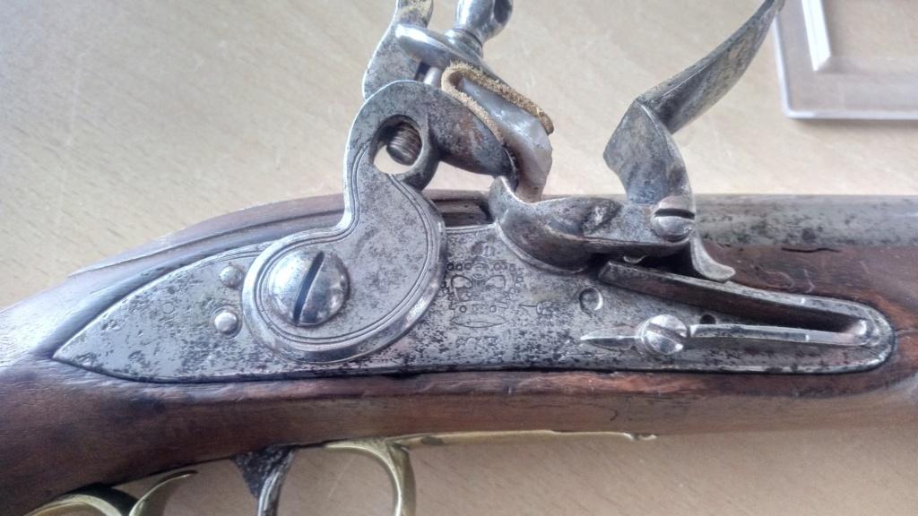 M1799 Light dragoons pistol 1799-611