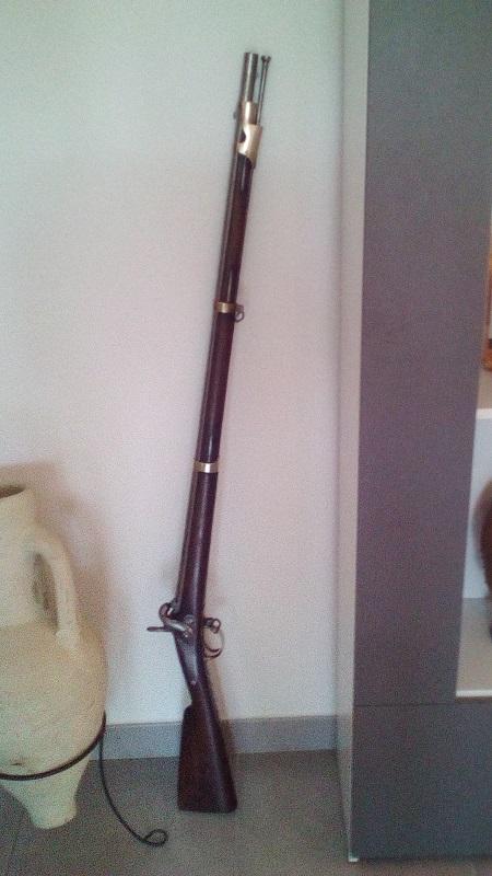 Fusil de dragon à percussion ?? 1842-116