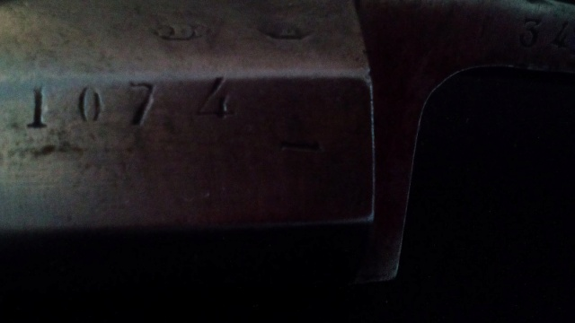 Fusil de dragon à percussion ?? 1842-311