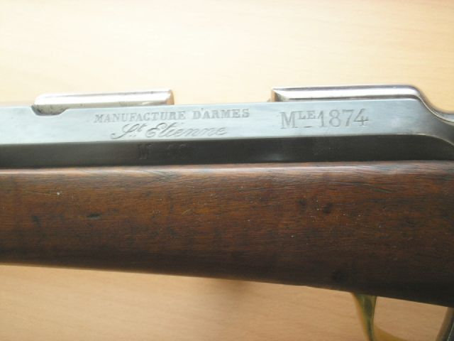 Omission  sur les marquages des  carabine Gras de gendarmerie à pied ! 1881-610