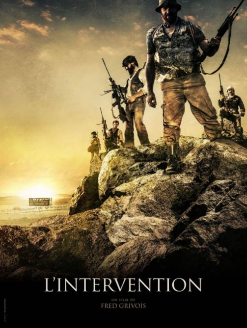 "Film ""L'intervention"" Affich11"