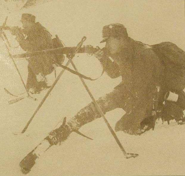Marquage régimentaire plaque de couche kar98a Alpenk10