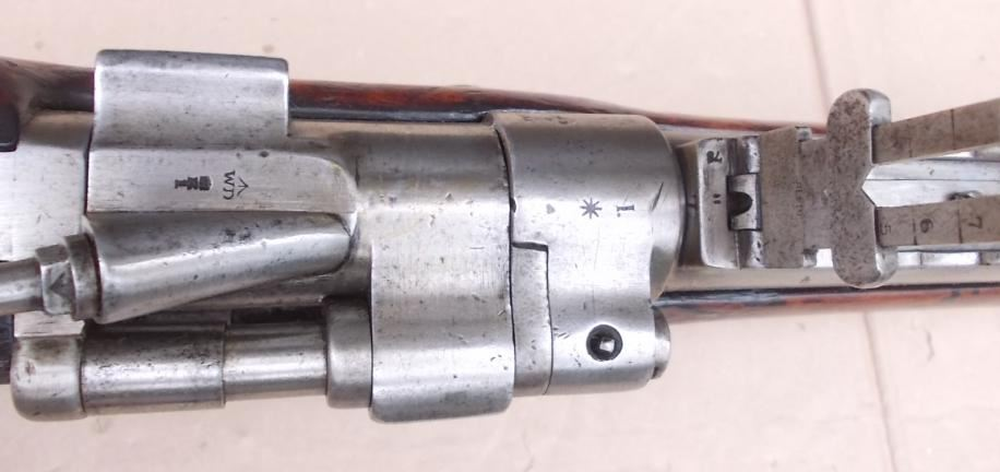 Restauration bronzage Snider-Enfield Mk I* Breech10