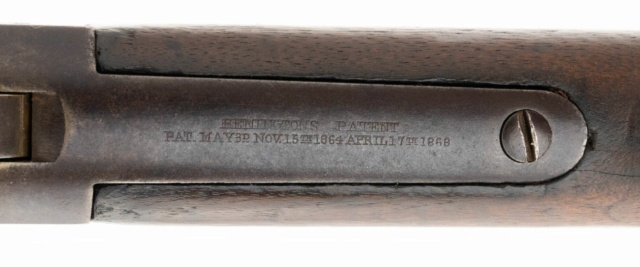 Rolling Block M1870 de l'US.Navy... made by Springfield Armory Brevet10