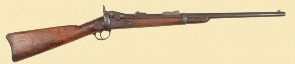 US Cavalry M1873 Trapdoor carbine C3996911