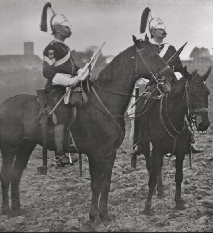 Carabine de cavalerie Martini-Henry I.C.1  Cavalr11