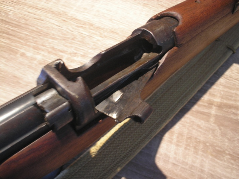 SMLE Mk III Enfield 1912 Cut-of10