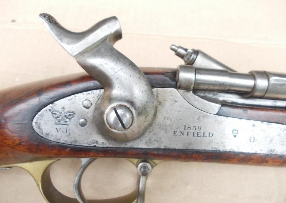 Restauration bronzage Snider-Enfield Mk I* Enfiel13