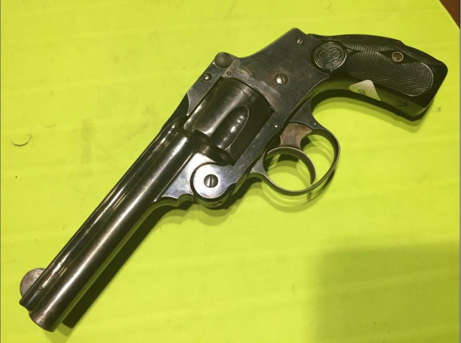 Avis Smith & Wesson Safety Hammerless H110