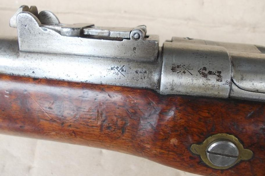 """Mon fusil Snider BSA """"Défense nationale"""" Hausse13"""