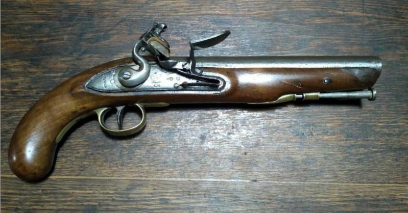 Heavy Dragoon pistol Pattern 1796 Hd111