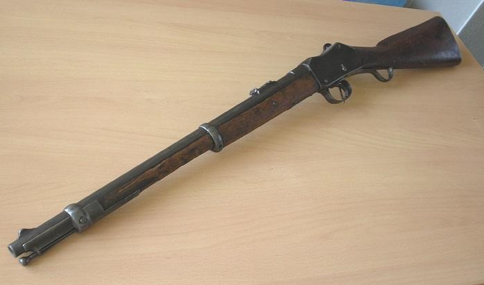 Carabine de cavalerie Martini-Henry I.C.1  Ic1_bl11