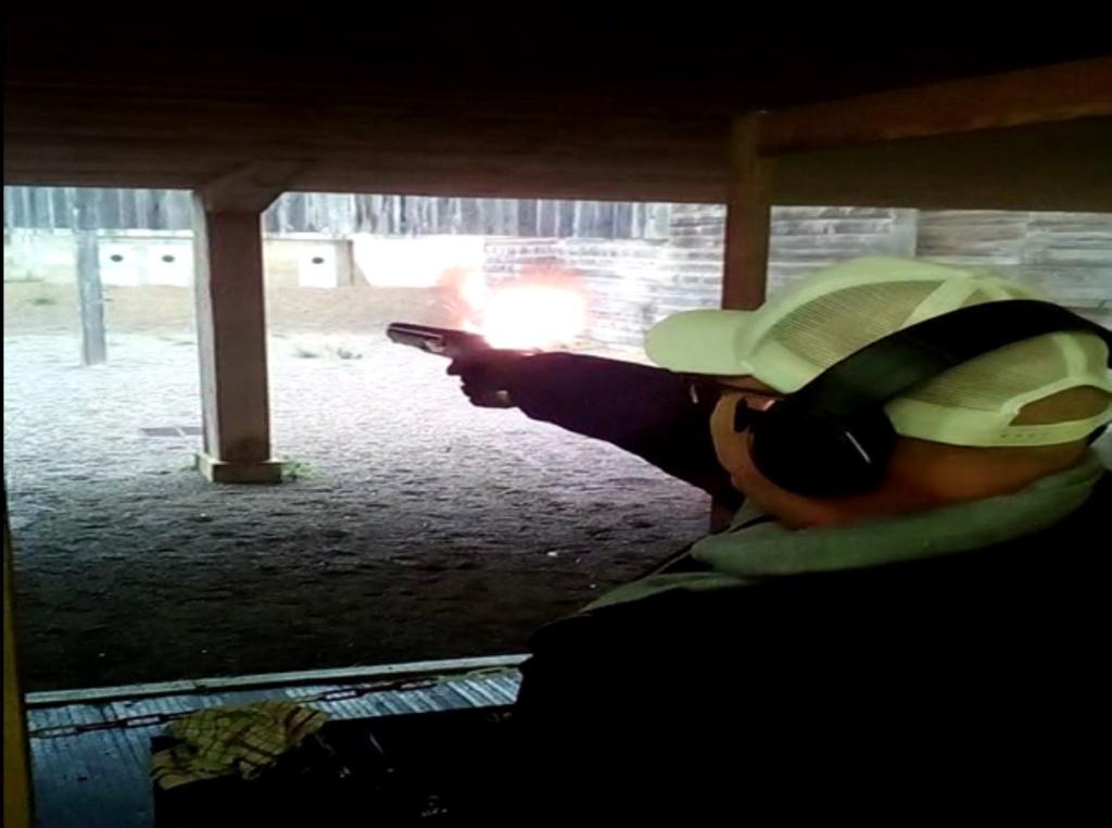 [SILEX] Essai de tir au pistolet Light Dragoons M1799 Ld111