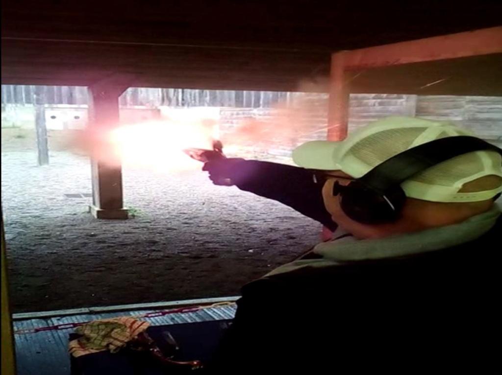 [SILEX] Essai de tir au pistolet Light Dragoons M1799 Ld211