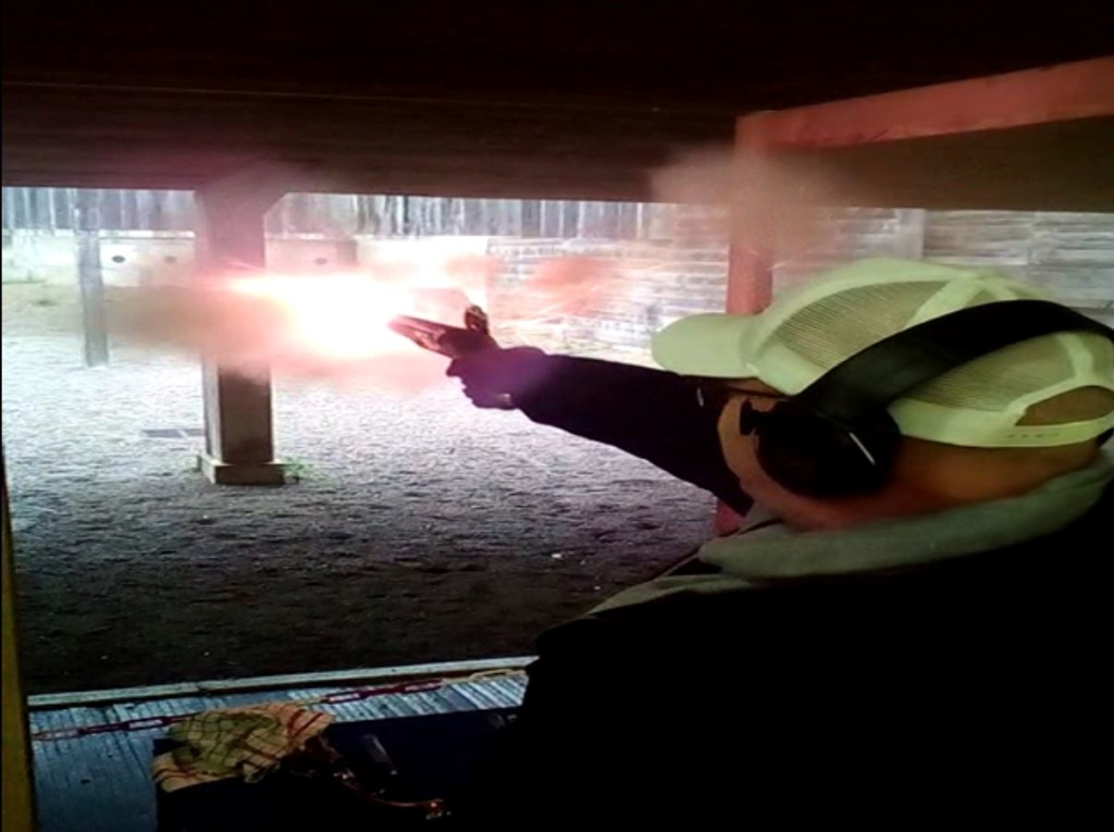 [SILEX] Essai de tir au pistolet Light Dragoons M1799 Ld310