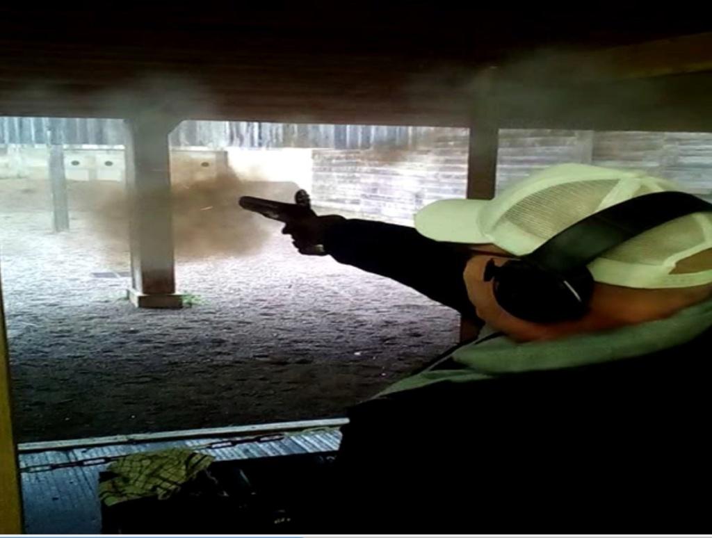 [SILEX] Essai de tir au pistolet Light Dragoons M1799 Ld711