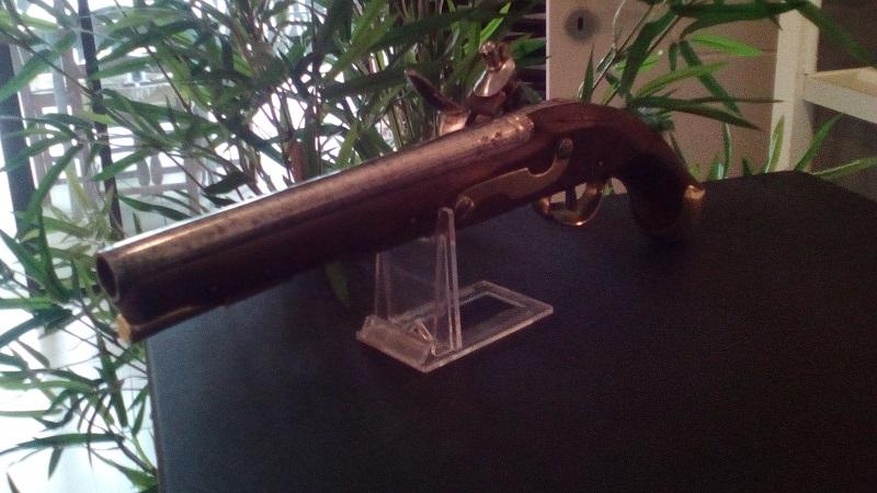 M1799 Light dragoons pistol Ldp210