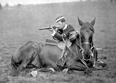 Carabine de cavalerie Martini-Henry I.C.1  Martin11