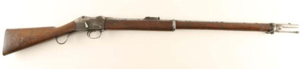 Carabine de cavalerie Martini-Henry I.C.1  Mk_i10