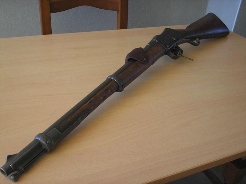 Carabine de cavalerie Martini-Henry I.C.1  P1010019