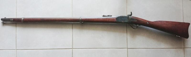 Restauration Peabody M1870 Pea214