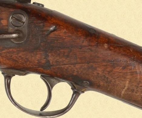 US Cavalry M1873 Trapdoor carbine Sautoi10
