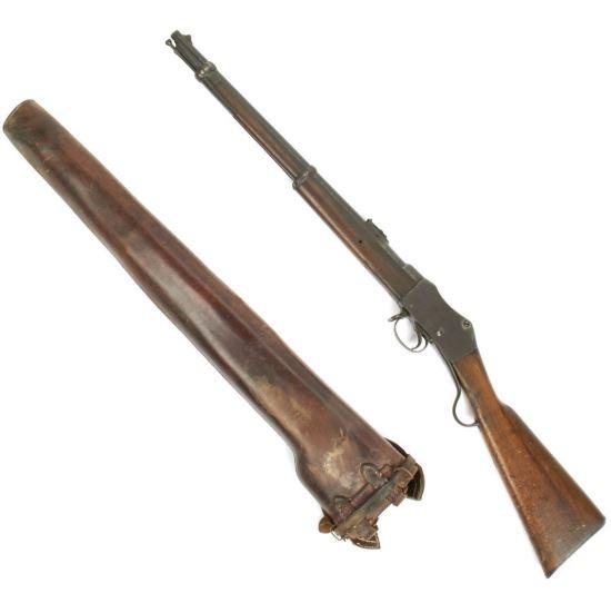 Carabine de cavalerie Martini-Henry I.C.1  Scabba10