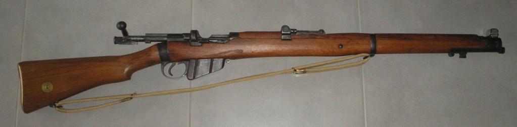 SMLE Mk III Enfield 1912 Smle110