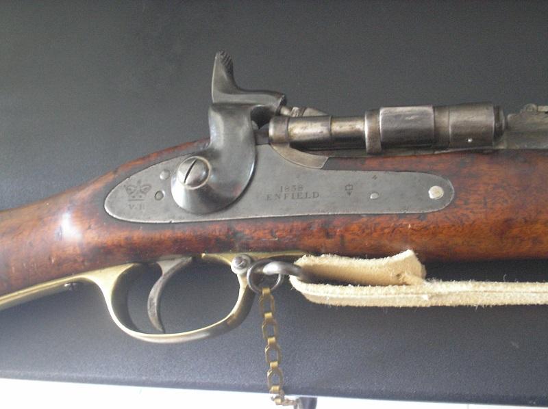 Restauration bronzage Snider-Enfield Mk I* Snider11