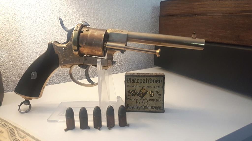 "9mm ""Platzpatronen"" Lefaucheux Systzo11"