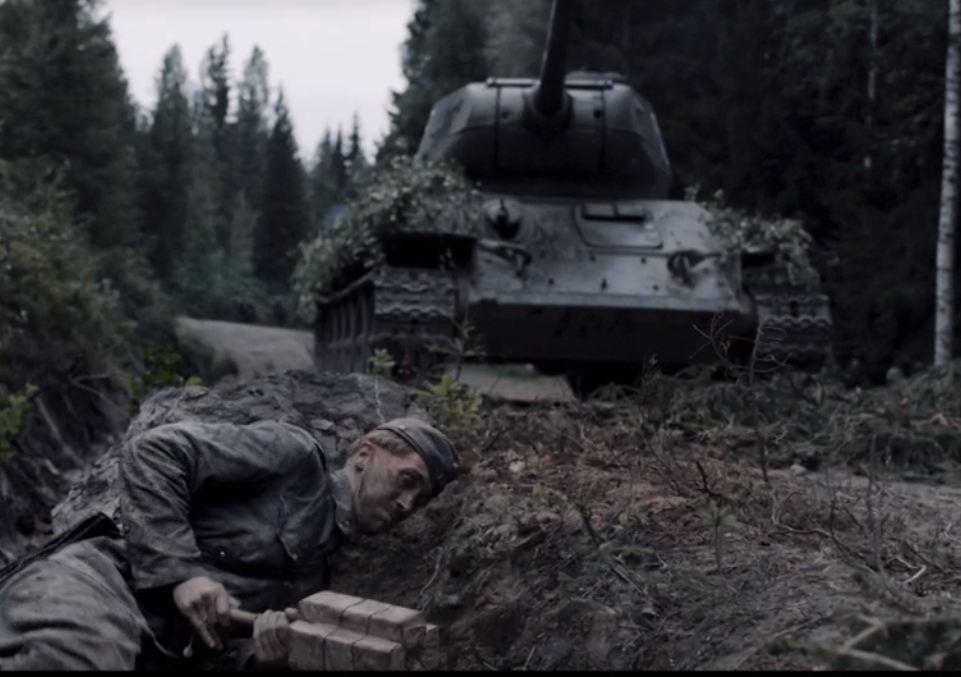 Unknown soldier T3410