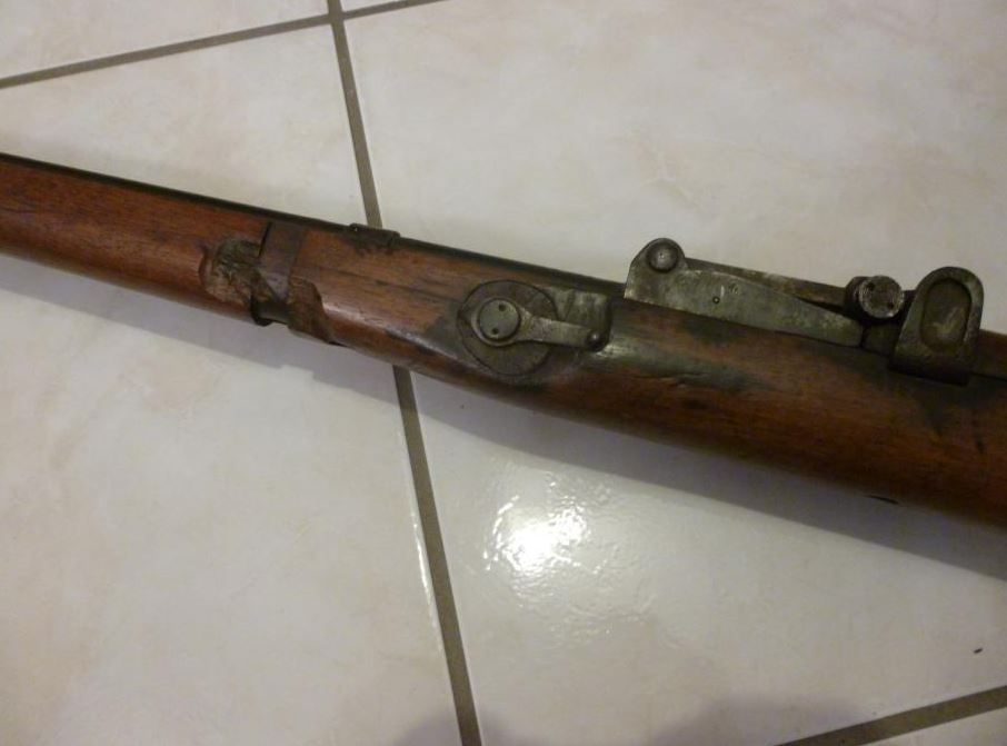 SMLE Mk III Enfield 1912 Volley11