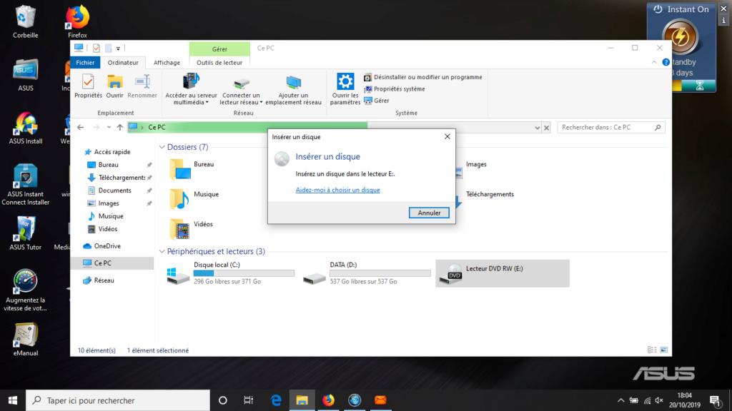 [Résolu]Plus d'ouverture de Windows10 Captur15