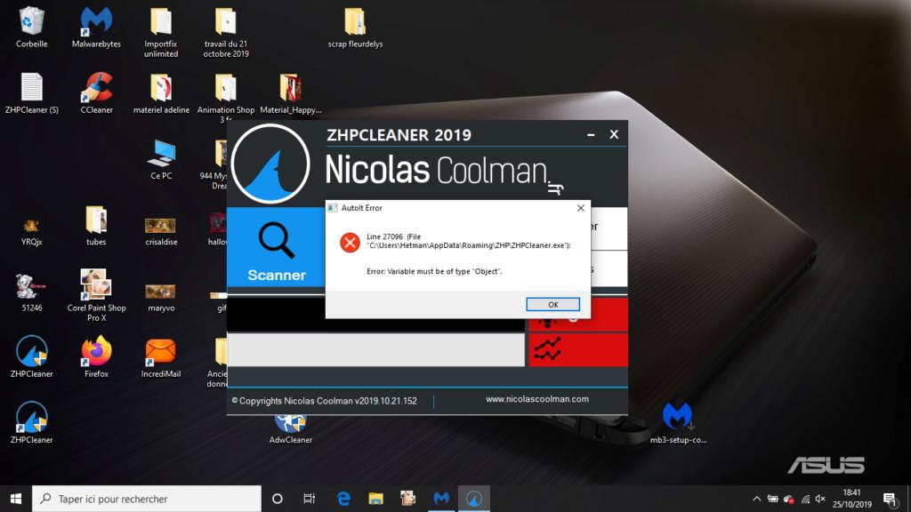 [Résolu]Plus d'ouverture de Windows10 - Page 3 Captur22