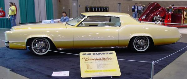 Cadillac El dora  Low 1970 6502-210