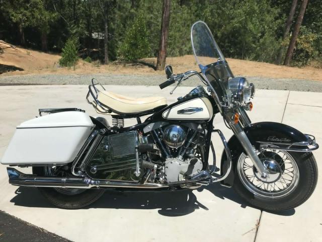 Electra glide 1966 Harley11