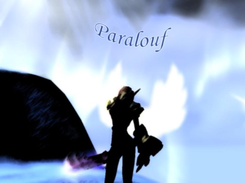 Paralouf, LA soloteuse !