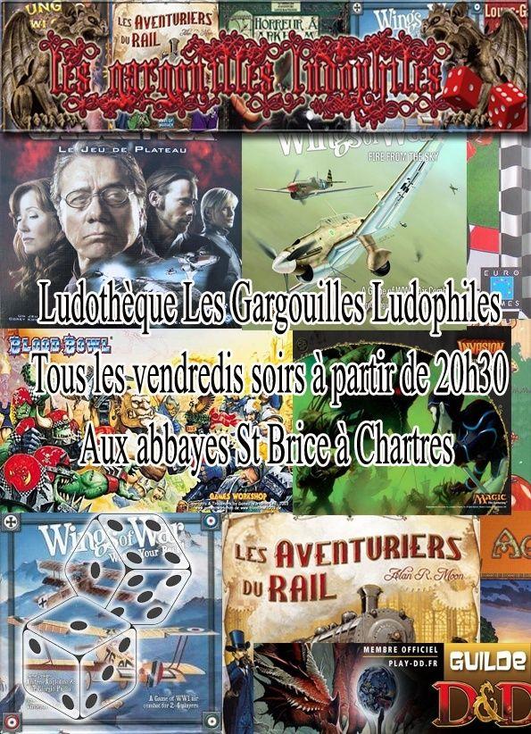 Salon des associations de Chartres 05/06 sept 2009 Affich13