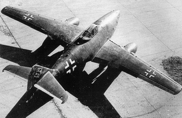 Messerschmitt Me 262 (Pour Fabrice) Me26210