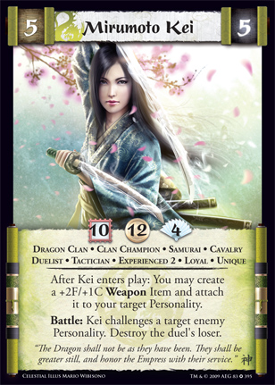 [L5R] Discussion Mirumo10