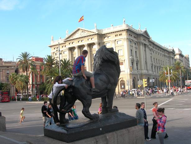 Un petit tour à Barcelone Dscn3412